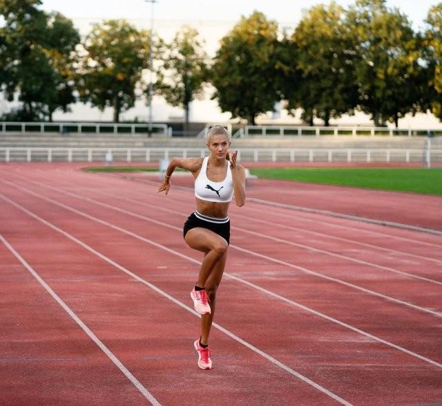Алиса Шмидт - самая сексуальная спортсменка мира (19 фото)