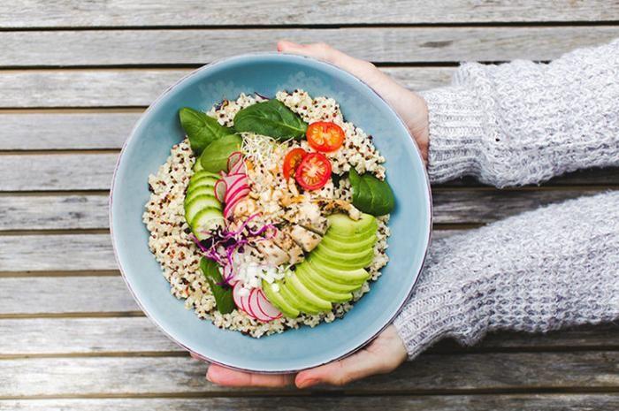 Правила питания для желающих избавиться от лишнего веса (фото)
