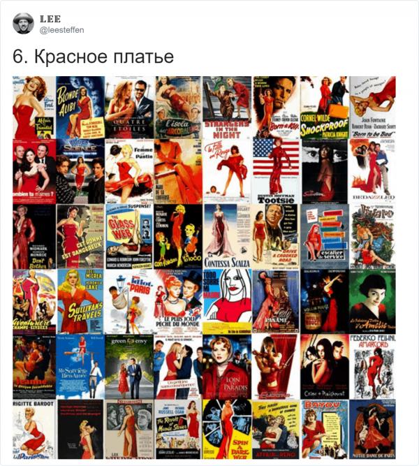 Исследование в Твиттере: фильмы можно разделить на типы (24 фото)