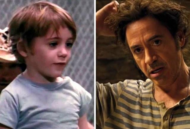 Как изменились актеры за свою длительную карьеру (15 фото)