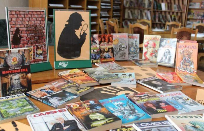 Топ-7 лучших авторов детективов (8 фото)