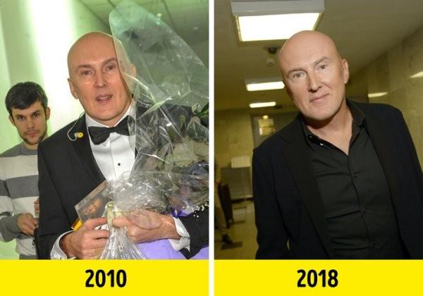 Подборка зарубежных и отечественных знаменитостей скоро им 60 (19 фото)