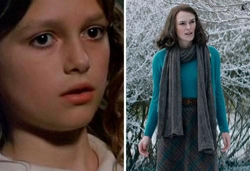 Актёры в своих первых и последних ролях (15 фото)