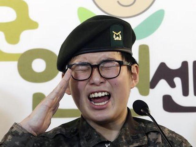 Как изменилась жизнь молодого южнокорейского солдата (3 фото)