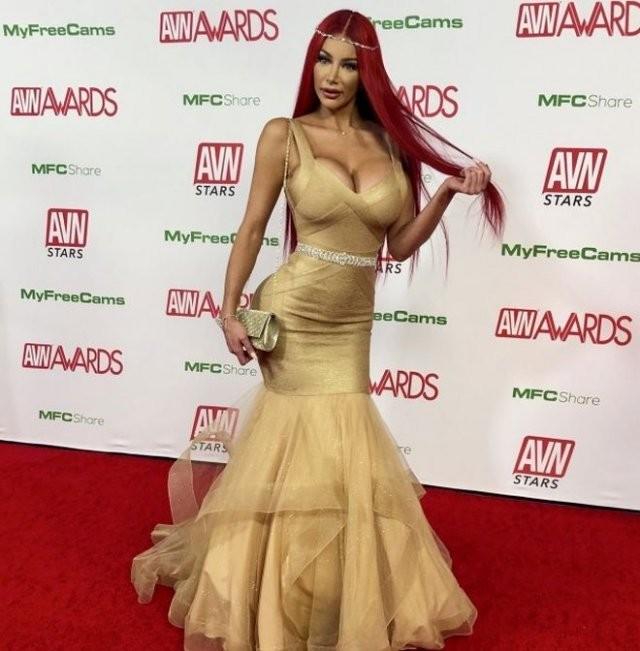 AVN Awards 2020 в Лас-Вегасе прошла церемония вручения наград(18 фото)