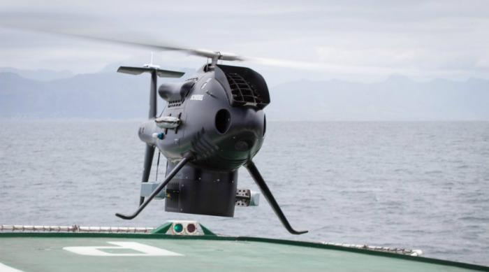 Самые опасные боевые армейские дроны (10 фото)