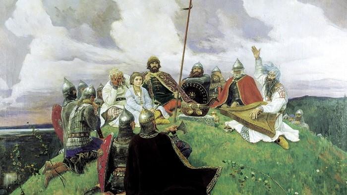 Памятка про главные древнерусские города (5 фото)