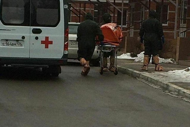 Двух пациентов госпитализировали с подозрением на коронавирус (2 фото)