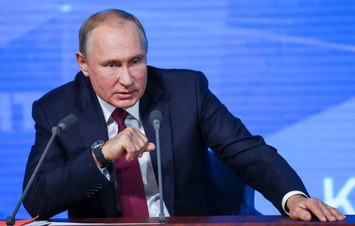 Владимир Путин сказал, что думает о коронавирусе (2 фото)
