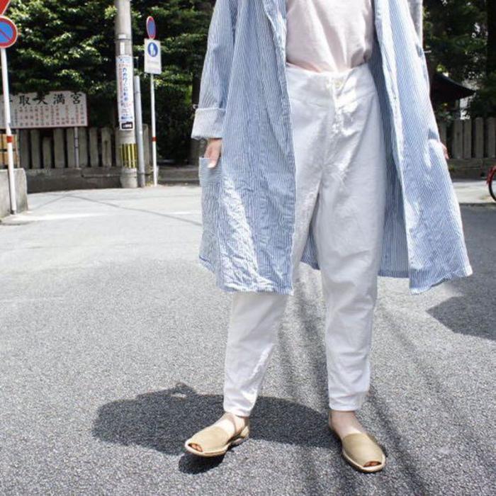 Белье солдат советской армии продают в Японии как модные брюки (4 фото)