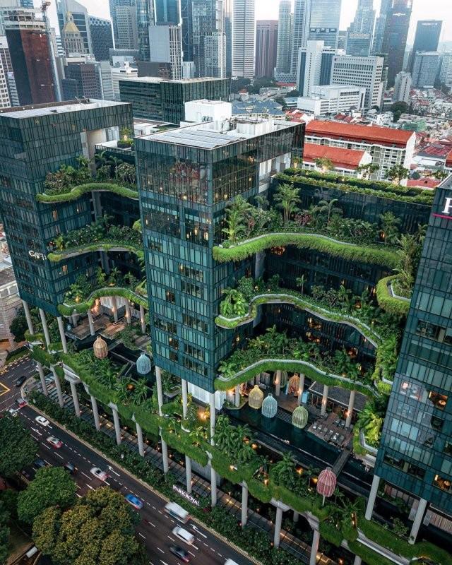 Примеры крутого городского дизайна (27 фото)