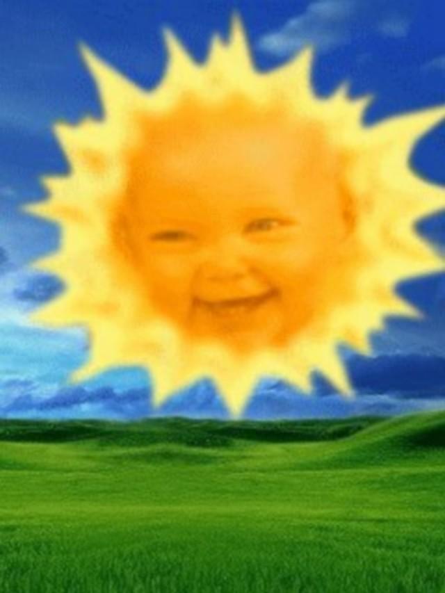Пользователи посмеялись над новыми снимками Солнца (9 фото)