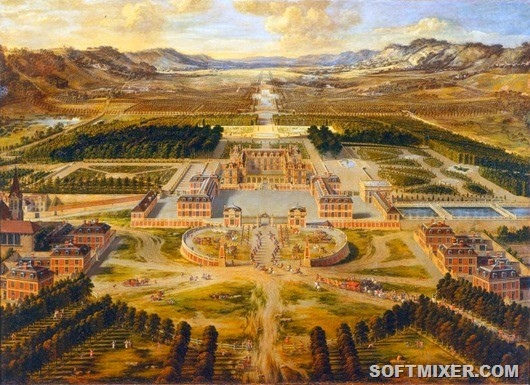 Известный дворец, в котором не было туалета (11 фото)