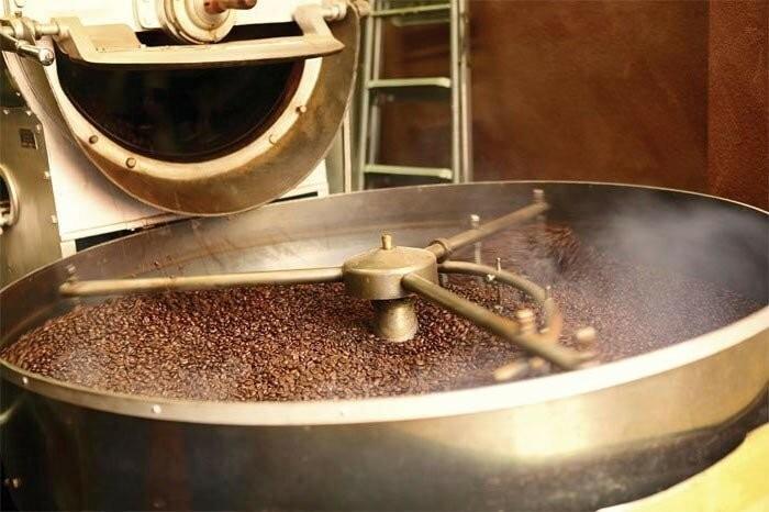 Как делают растворимый кофе (5 фото)