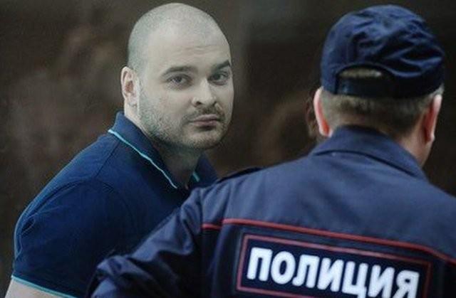 Известный Максим «Тесак» Марцинкевич может выйти на свободу (3 фото)