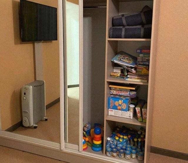 Санаторий в Тюмени, где будут жить эвакуированные из Китая (6 фото)