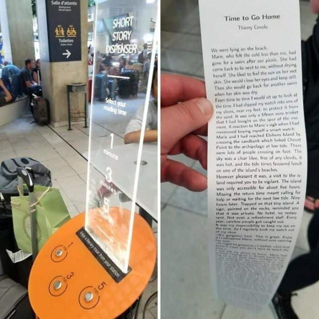 Новаторские идеи в магазинах (15 фото)