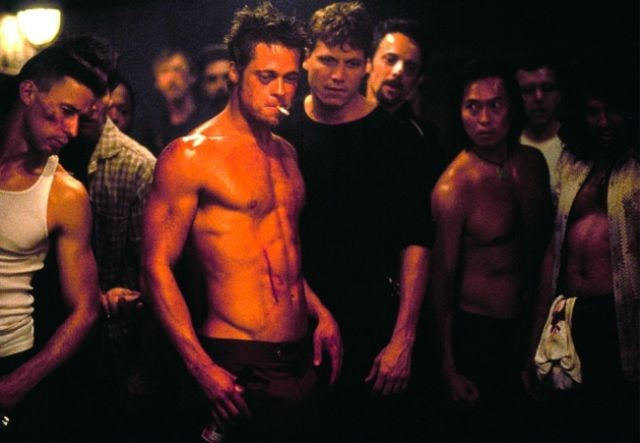 Как изменялись стандарты идеального мужского телосложения (10 фото)