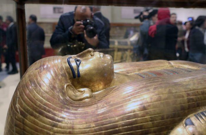 Учёные воспроизвели голос 3000-летней мумии (5 фото)
