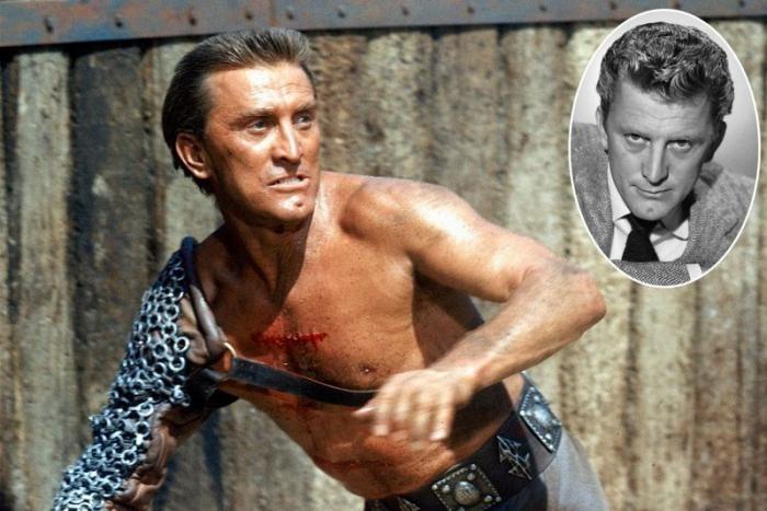 Умер актер «золотой эры» Голливуда Кирк Дуглас (2 фото)