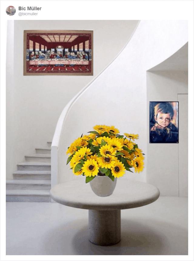 Кардашьян показала свой дом, но многим он показался скучным (24 фото)