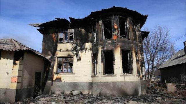 На юге Казахстана произошло массовое побоище (5 фото)