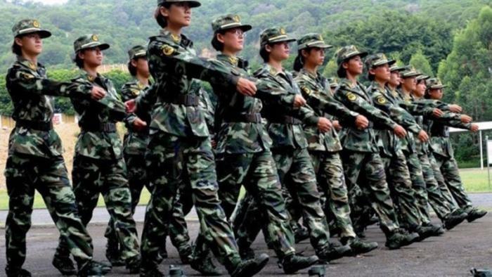 Самые опасные отряды женского спецназа (5 фото)