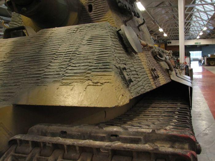 Почему у некоторых немецких «Пантер» была ребристая броня (7 фото)
