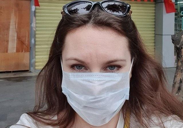 Пациентка Алла Ильина с подозрением на коронавирус сбежала (2 фото)