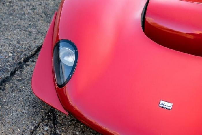 Редкий гоночный 1966 Ferrari Dino Sports Prototype (50 фото)