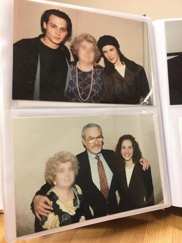 В бельгийской комиссионке нашли фотоальбом женщины (22 фото)