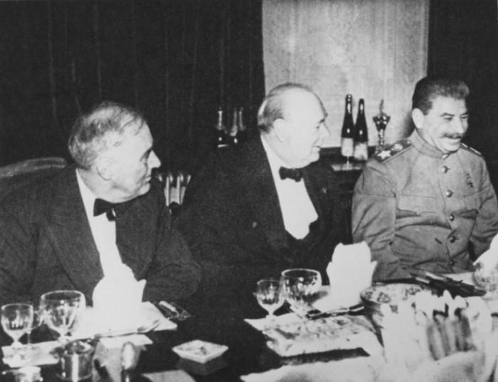Гастрономические пристрастия мировых лидеров (7 фото)