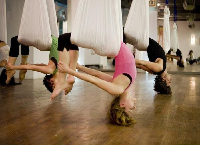Необычные спортивные тренировки (13 фото)