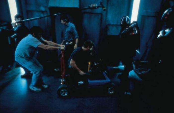 За кадром фильма «Пятый элемент» (21 фото)