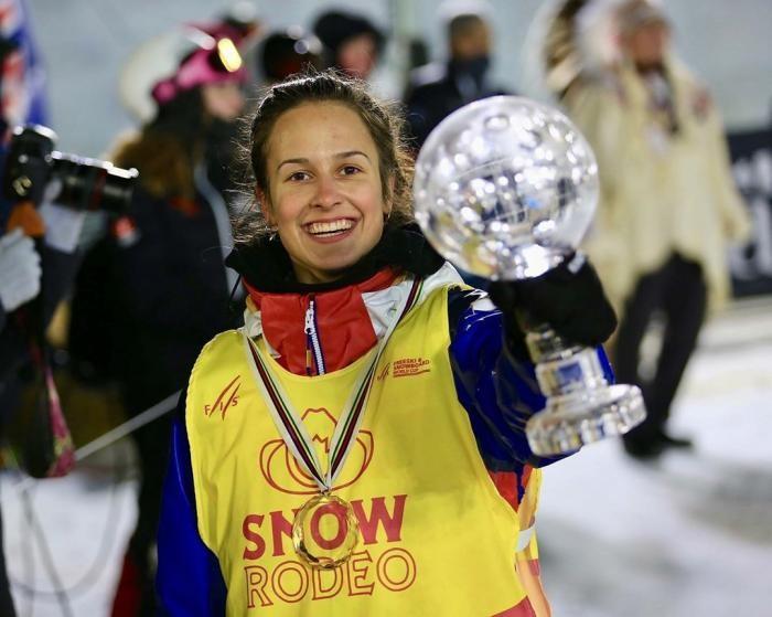 Валерия Демидова завоевала кубок мира в хаф-пайпе (11 фото)
