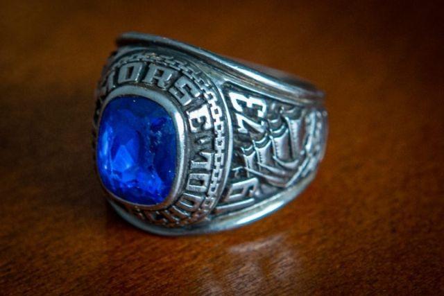 История о забытом кольце: как потерянное 47 лет назад в США (3 фото)
