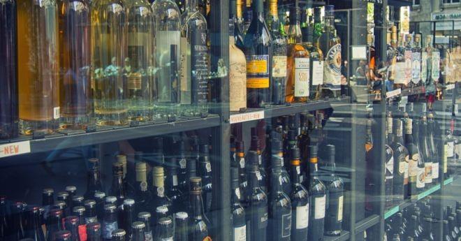 Алкоголь в Интернете предлагают продавать через сайт госуслуг (фото)