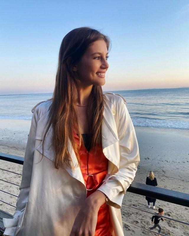 Девушка Джареда Лето – Валери Кауфман (10 фото)