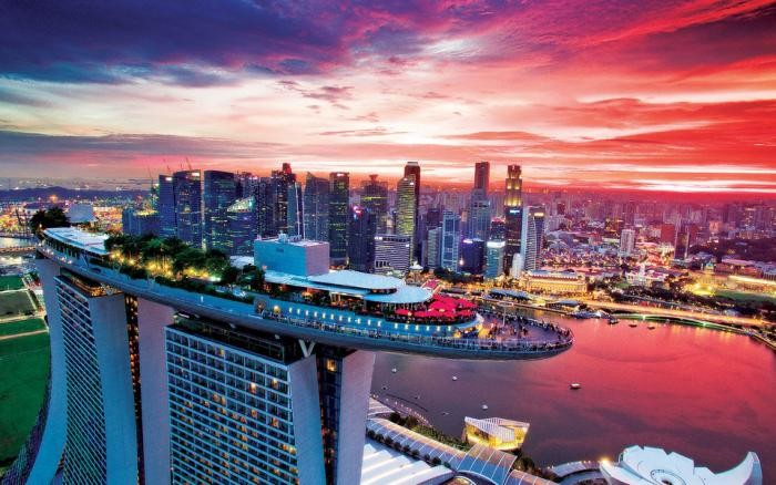 Что нужно знать о Сингапуре, если вы собрались в путешествие (9 фото)