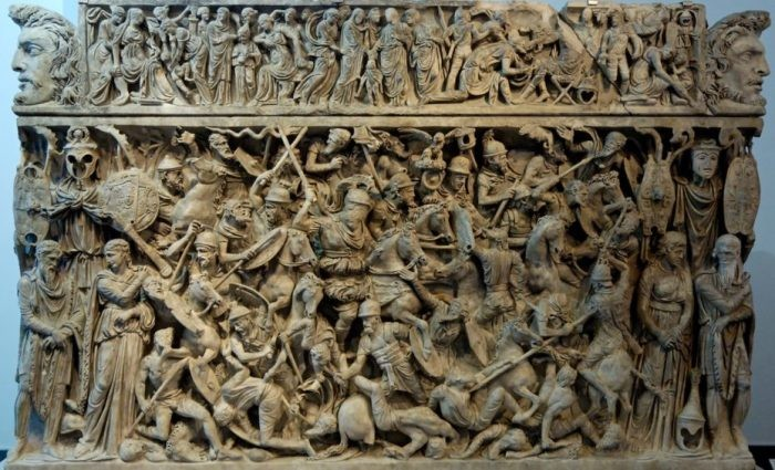Почему древних римлян можно назвать первыми готами в истории (фото)