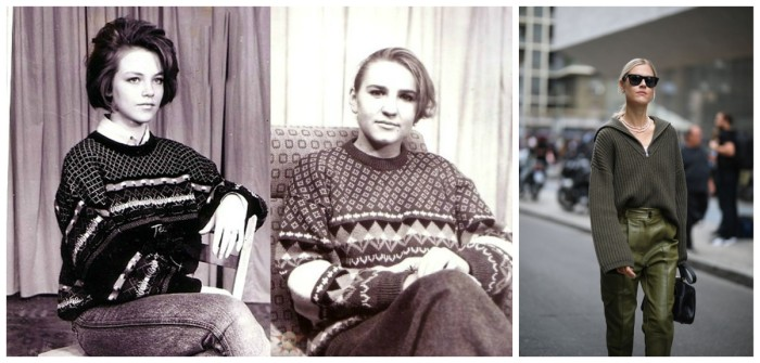 Одежда из 1990-х, которая снова в моде (9 фото)