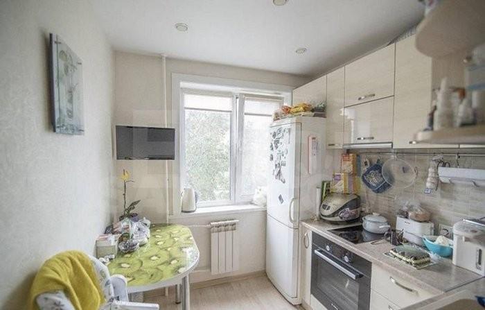 Почему в советских квартирах кухни делали очень маленькими (6 фото)