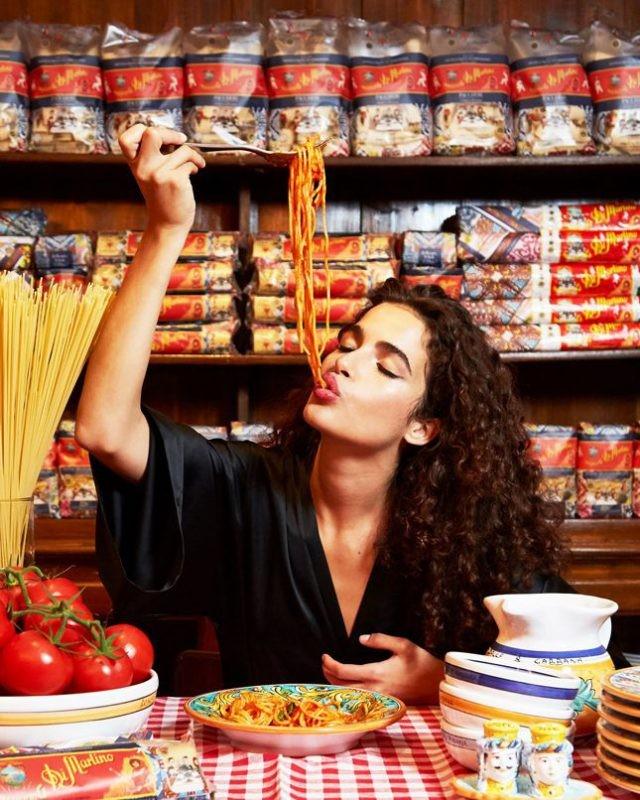 Секреты стройности от итальянок (6 фото)