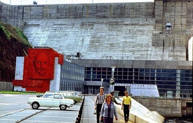 Фотографии из СССР (15 фото)