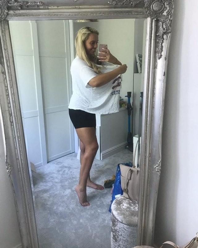 Посмотрите на «Мисс Великобритания 2020» она весила 107 кг (8 фото)