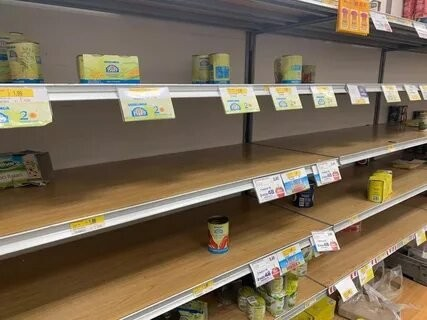 Мама из Австралии запаслась продуктами на год вперед (6 фото)