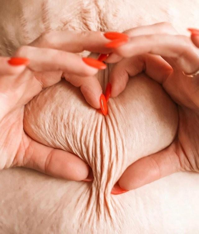 Мать троих детей Сара Николь Лэндри решила показать тело (11 фото)