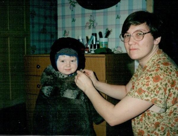 Душевные фотографии из 90-х (20 фото)
