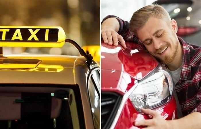 Что выгоднее, ездить на своем авто или на такси? (7 фото)