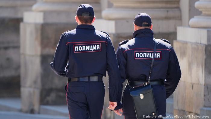 В полиции стало работать меньше мужчин (2 фото)